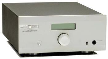 Musical Fidelity M1 SDAC (silber)