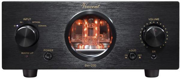 Vincent SV-200 schwarz
