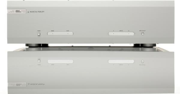 Musical Fidelity M6S PRX (silver)