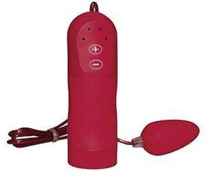 You2Toys Velvet Red Mini Bullet
