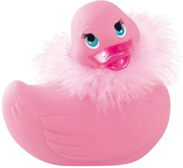 Big Teaze Toys I rub my duckie Paris Pink