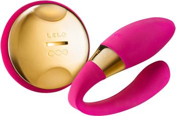 Lelo Tiani 24K Gold Hot Cerise