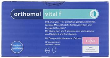 Orthomol Vital F TablettenKapseln 30 St.