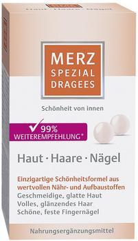Merz Spezial Dragees Haut Haare Nägel (120 Stk.)