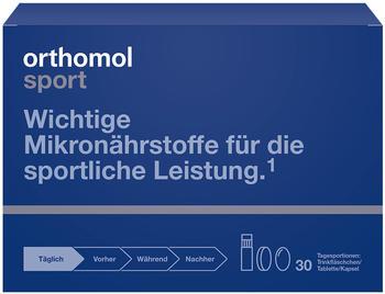 Orthomol Sport Trinkfläschchen 30 St