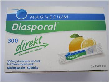 Protina Magnesium Diasporal direct 300 Granulat (50 Stk.)