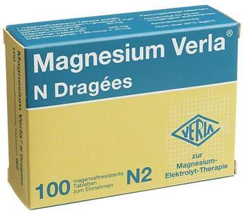 verla-magnesium-n-dragees-100-st