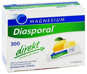 Protina Magnesium Diasporal direkt 300 Granulat (20 Stk.)