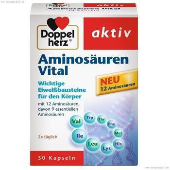 Doppelherz Aminosäuren Vital Kapseln (30 Stk.)