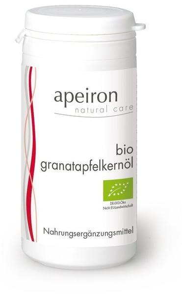 Apeiron Bio Granatapfelkernöl Kapseln (60 Stk.)