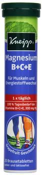 Kneipp Magnesium + Vitamine B+C+E Brausetabletten (20 Stk.)