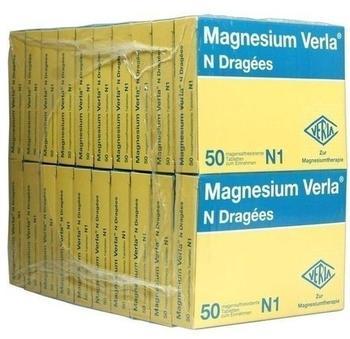 verla-magnesium-n-dragees-20-x-50-st