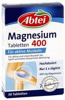 Abtei Magnesium 400 Tabletten 30 St.