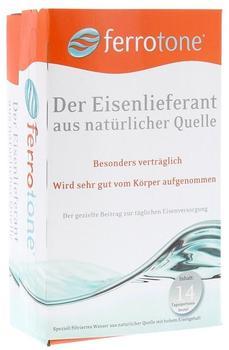 Nelsons Ferrotone Beutel (14 x 20 ml)