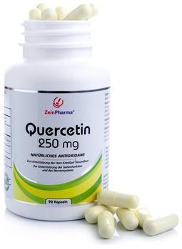 ZeinPharma Quercetin Kapseln 250 mg (90 Stk.)