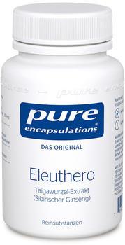 Pure Encapsulations Eleuthero 0,8% E&B Kapseln (60 Stk.)