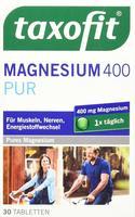 Taxofit Magnesium 400 Pur 30St.