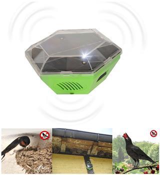 Gardigo Solar Vogel-Abwehr 360°