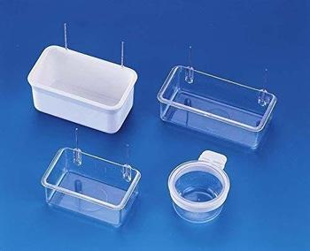 Nobby Futterbehälter rund mit Halter (36185)