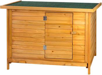 Dema Entenhütte aus Holz