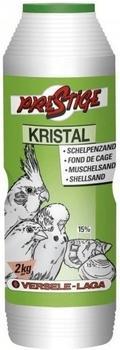 Versele-Laga Prestige Kristal Muschelsand weiß Streubüchse 2 kg