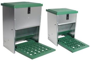 Olba Futterautomat mit Trittplatte 12 KG