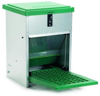 Olba Feedomatic Geflügelfutterautomat mit Trittplatte