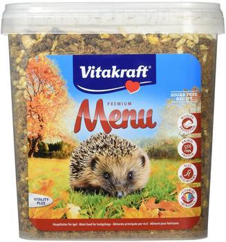 Vitakraft Vorratseimer Premium Menu Trockenfutter für Igel 2,5 kg