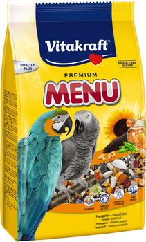 Vitakraft Premium Menu für Papageien 1kg