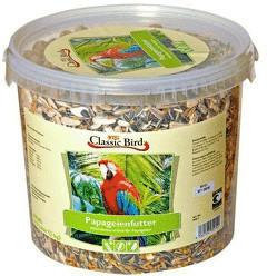 BTG Classic HEGA Classic Bird Papageienfutter Eimer 3 kg