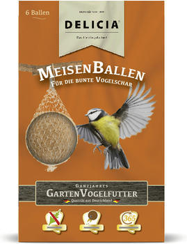 Delicia MeisenBallen 6 Stück