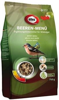 elles Beeren-Menü Wildvogel-Streufutter 750 g
