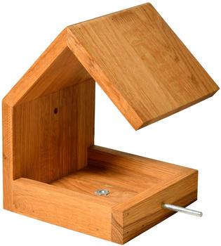 Dobar Design-Futterhaus Eiche natur