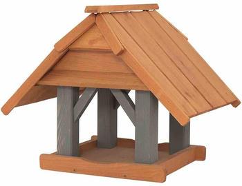 Siena Garden Vogelfutterhaus Karl mit Dreibeinständer