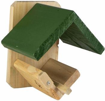 CJ Wildlife Futterhaus für Erdnussbutter FSC-Holz