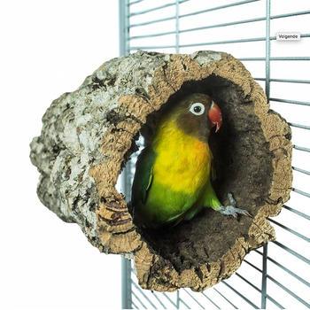 HappyBird Höhle Small 100% Kork