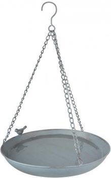 Esschert Grey Metal Vogeltränke hängend (FB403)