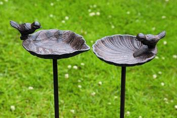 Boltze Vogelbad auf Gartenstab (2424400)