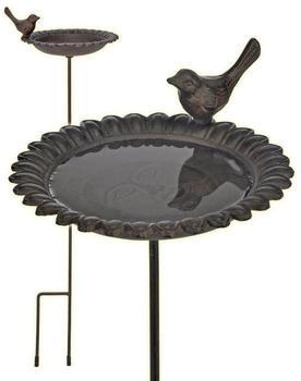 Haushalt International Vogeltränke Antik