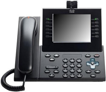 Cisco Systems Unified IP Phone 9951 Standard anthrazit