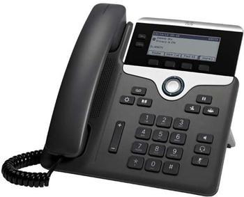 Cisco Systems IP Phone 7821 - schwarz
