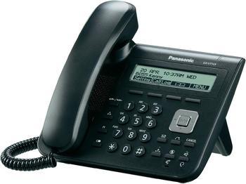 Panasonic KX-UT123 schwarz
