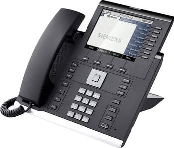 Unify OpenScape Desk Phone IP 55G SIP Icon schwarz