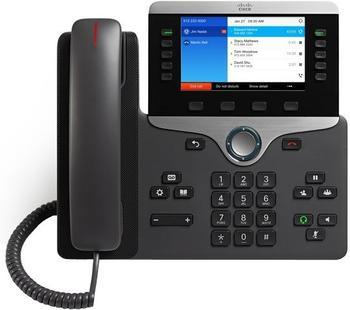 Cisco Systems IP Phone 8841 - schwarz