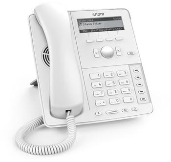 Snom D715 Desk Telephone weiss