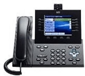 Cisco Unified IP Phone 9951 Slimline weiß