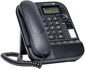Alcatel Alcatel-Lucent 8018 DeskPhone - VoIP-Telefon Schwarz