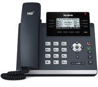 Yealink IP Telefon SIP-T42S Skype4Business