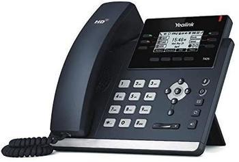 Yealink SIP-T42S SIP IP-Telefon POE Advanced
