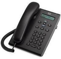 Cisco CP-3905-RF Systemtelefon,VoIP LC-Display Anthrazit